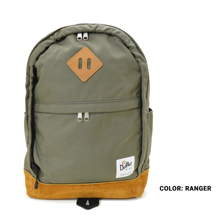 Drifter ドリフター リュック RAMBLING PACK バックパック 鞄 BACKPACK BAG USAモデル 【送料無料】