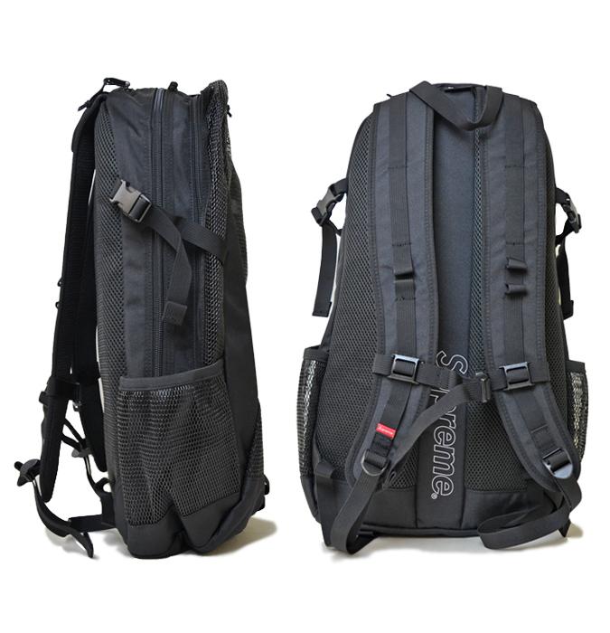 Supreme シュプリーム BACKPACK バックパック リュック BAG バッグ 鞄 ブラック SUPREME 20SS