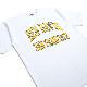 BEN DAVIS ベンデイビス Tシャツ SCHOOLYARD EXS S/S TEE 半袖 カットソー トップス メンズ ホワイト M-XL C-1580041 【単品購入の場合はネコポス便発送】【送料無料】