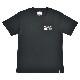 TCSS ティーシーエスエス Tシャツ HOUSE OF SLIDE T-SHIRT TEE 半袖 トップス カットソー メンズ S-XL ブラック TE2025 【単品購入の場合はネコポス便発送】【送料無料】