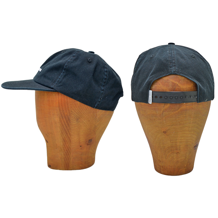 BANKS JOURNAL バンクス ジャーナル キャップ LABEL HAT CAP 帽子 スナップバックキャップ SNAPBACK CAP 6パネルキャップ 6-PANEL ブラック ブルー HA0135 【送料無料】