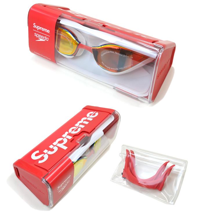 Supreme シュプリーム SPEEDO スピード SWIM GOGGLES スイムゴーグル 水中メガネ 20SS 【送料無料】
