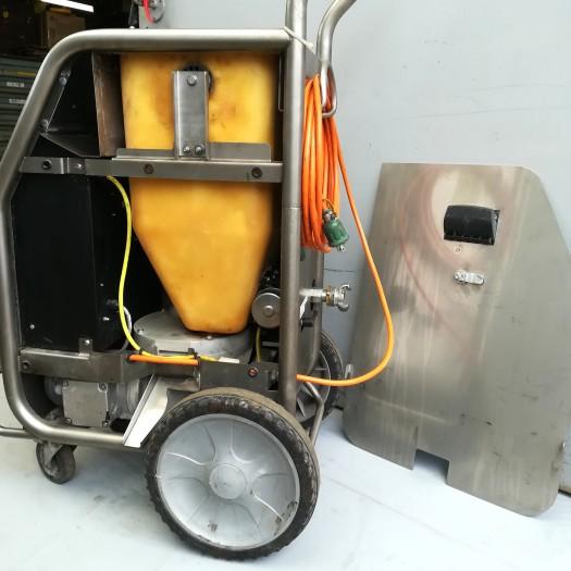 【中古】ドライアイス洗浄機 ドライアイスブラスター ケルヒャー IB7/40 フルセット