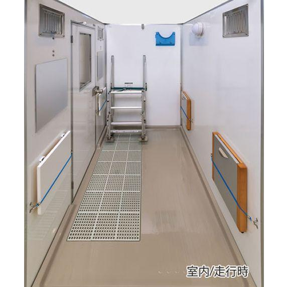 ハマネツ 車載休憩所 Refresh Room リフレッシュルーム RU-RR1