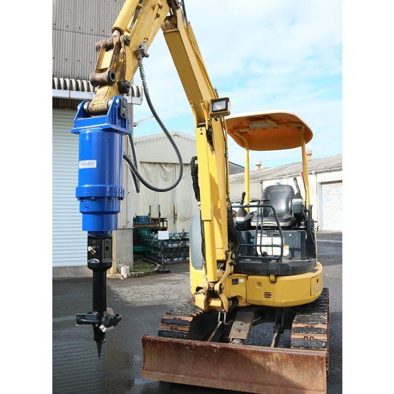 丸善工業 搭載型油圧オーガー AG-7000