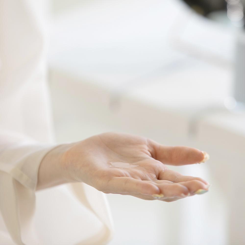 LEA ヘアオイル&バームセット(コットン巾着プレゼント)