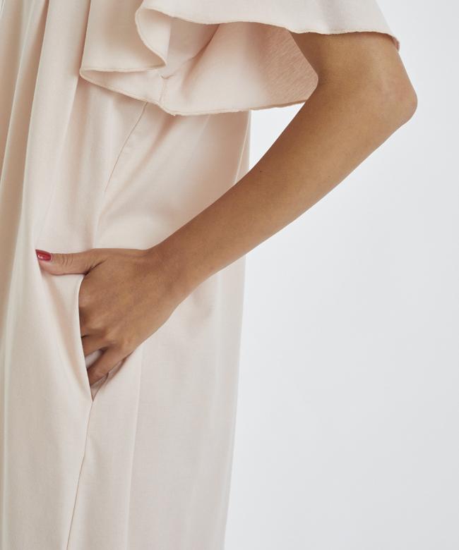 カモミールレースドレス ピンク