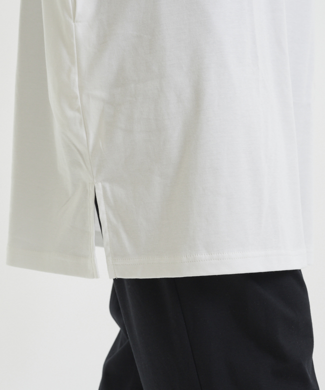 ベルガモットビッグTシャツ ホワイト