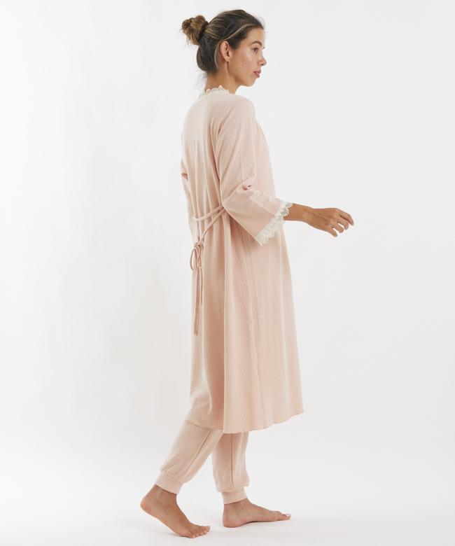スズランギャザードレス ピンク