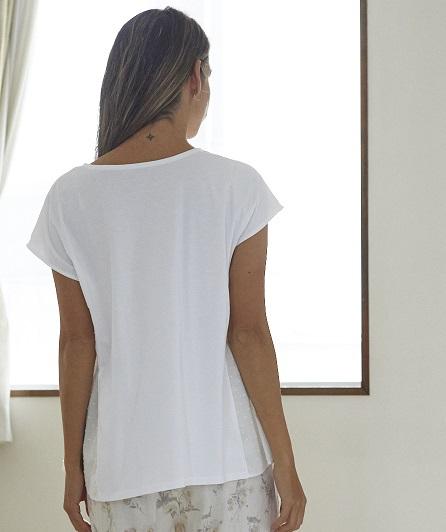 スノードット Tシャツ ホワイト
