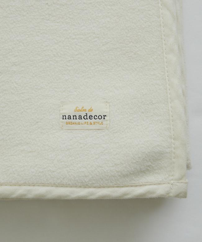 オーガニックコットン 綿毛布