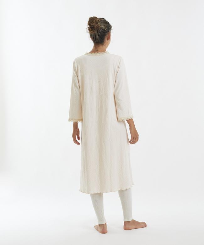 スズランVネックドレス