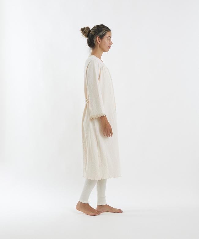Nスズランギャザードレス