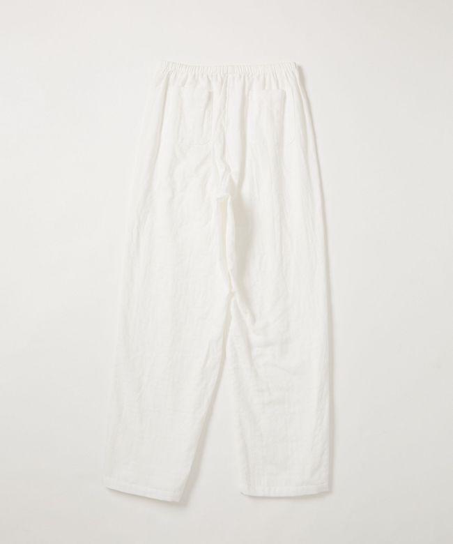 カモミールチェックパジャマ