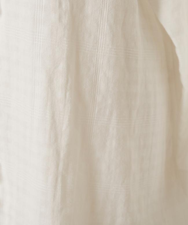 カモミールチェックパジャマ *上下セット