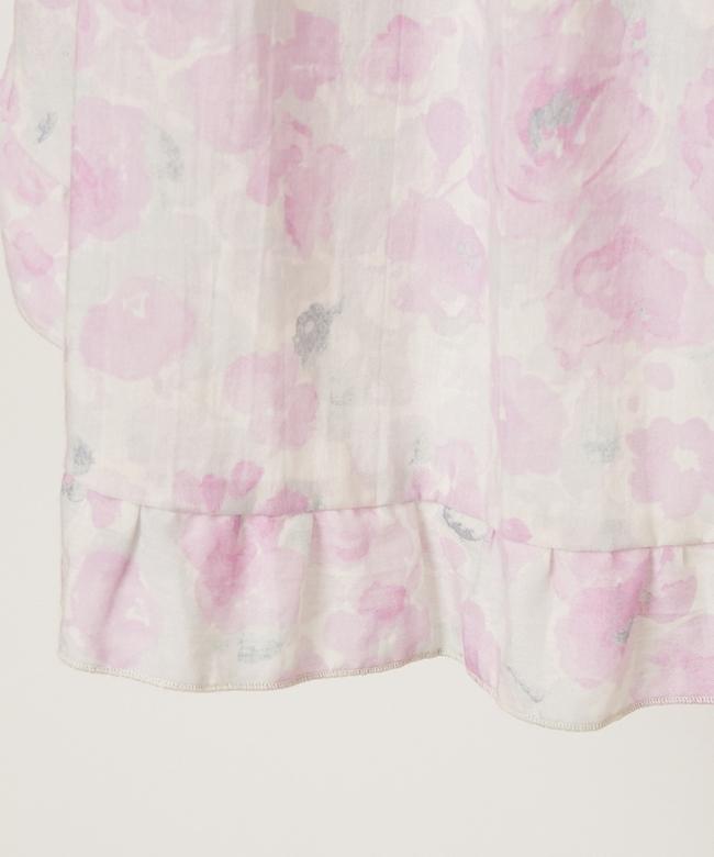 【美しく眠るセット】 ソフィーローズチェリーブロッサム&ミニパンツセット