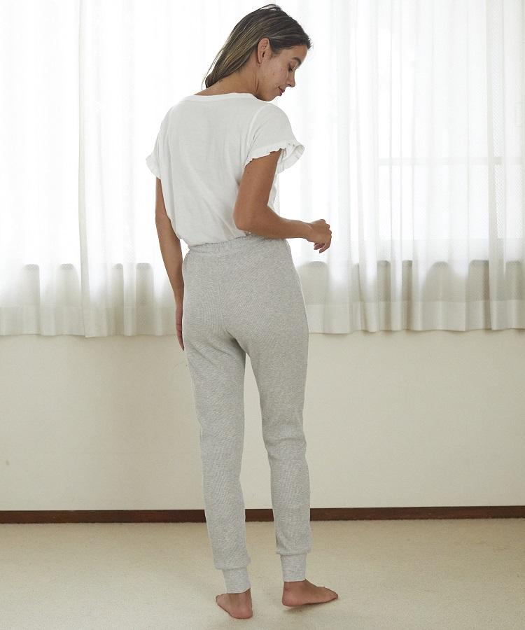 カモミールフリル Tシャツ ホワイト
