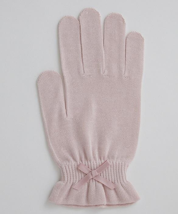 やわらか手袋 シルク