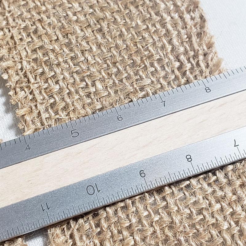 ジュート シンプルリボン ブラウン 3種 ◇ ナチュラルカラー 幅1.5mm〜50mm 選べる幅・長さ R000002