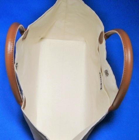 大島紬(おおしまつむぎ)ハンドバッグ 3
