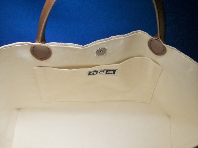 紬(つむぎ)ハンドバッグ 1