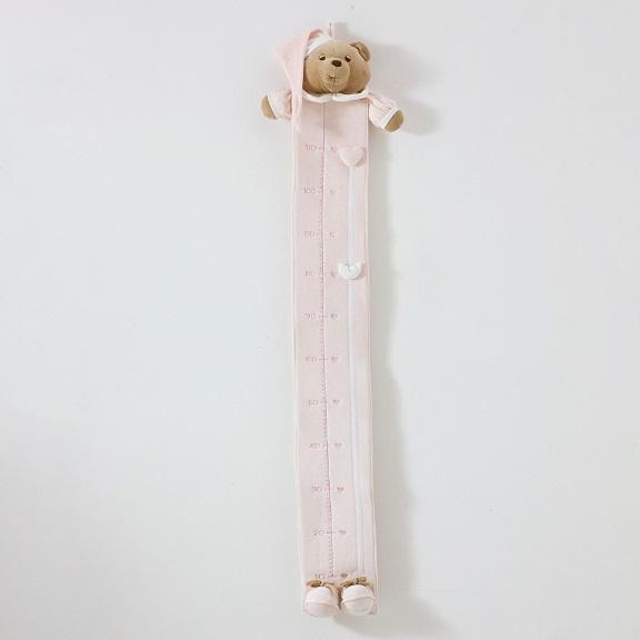 身長計 ピンク