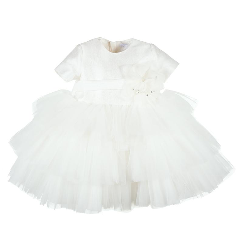 セレモニードレス 50〜60cmサイズ ホワイト