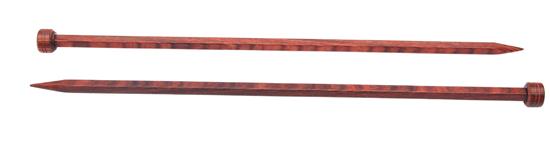 【Cubics】☆玉付2本棒針 30cm ニットプロ/キュービックス