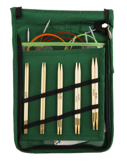 【Bamboo】☆付け替え可能輪針 スターターセット【海外サイズ)