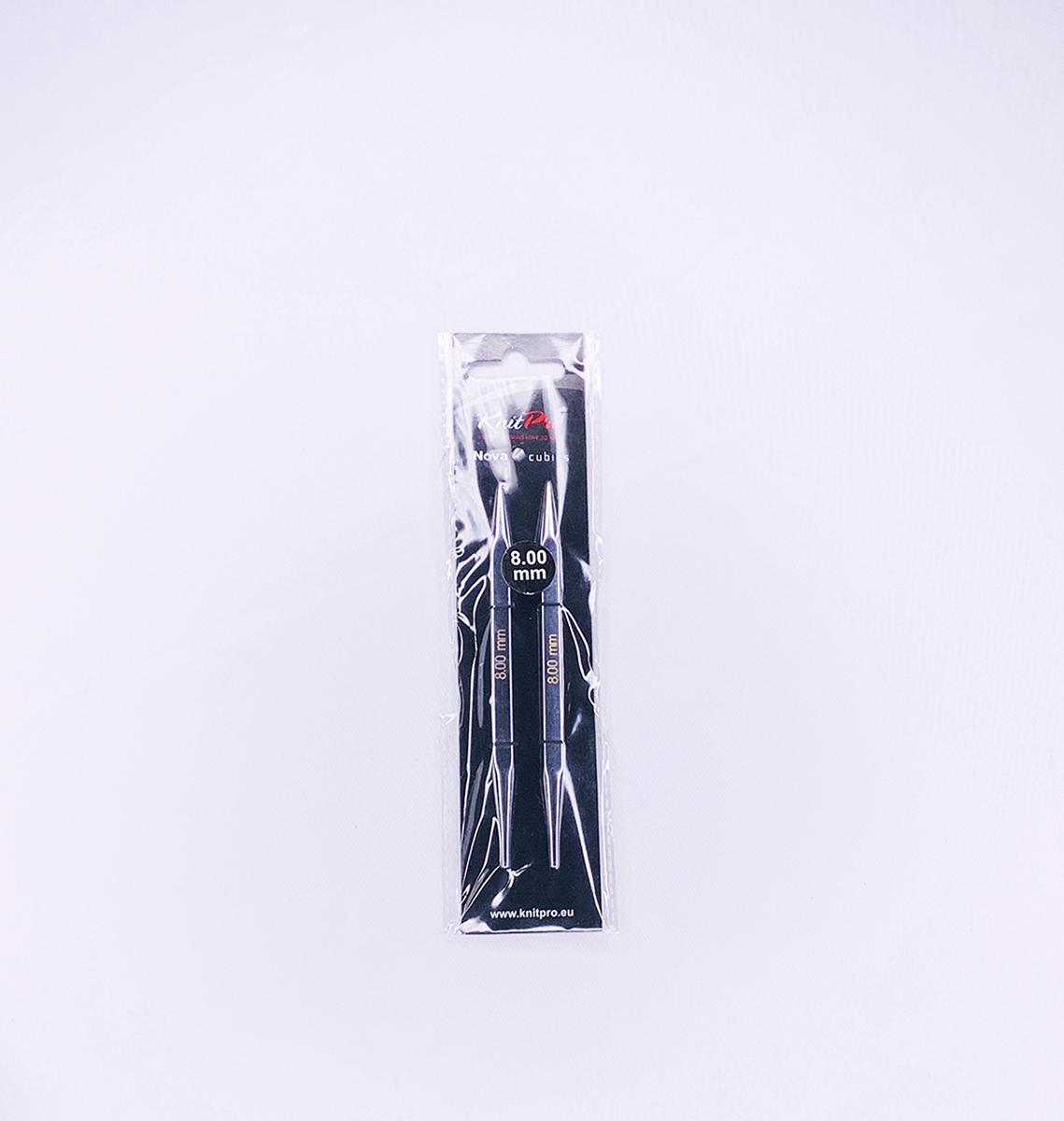 【Nova Cubics】☆付け替え可能輪針 ノーマル ニットプロ/ノバ・キュービックス
