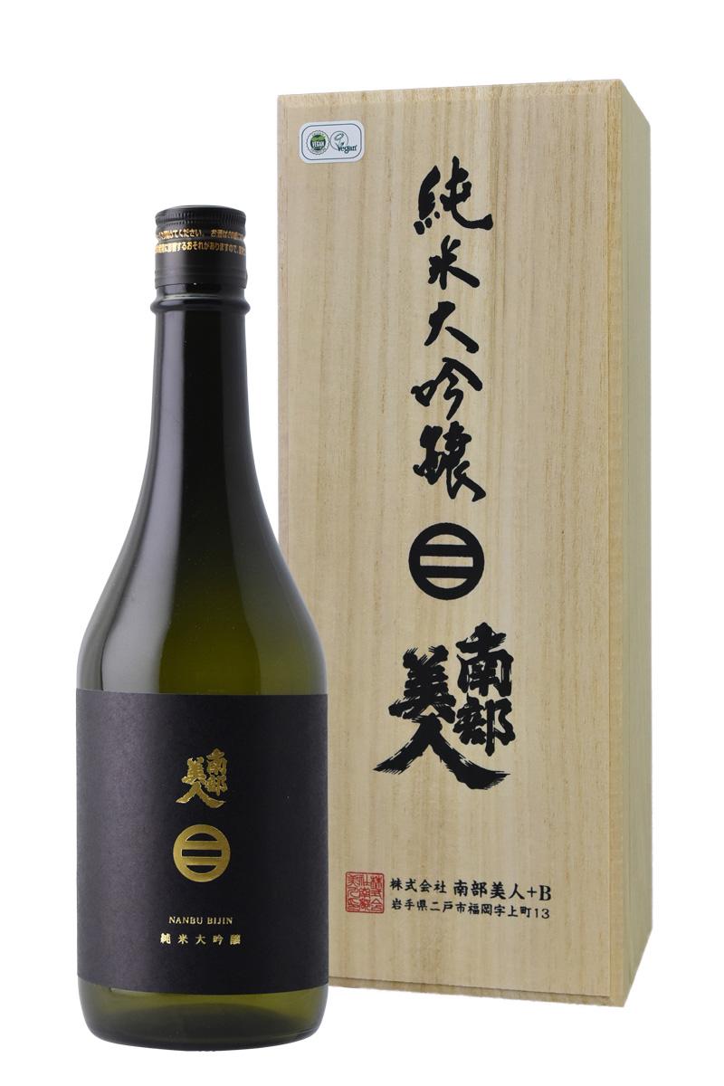 純米大吟醸 南部美人 720ml Sake Competition 2018 純米大吟醸部門1位獲得!