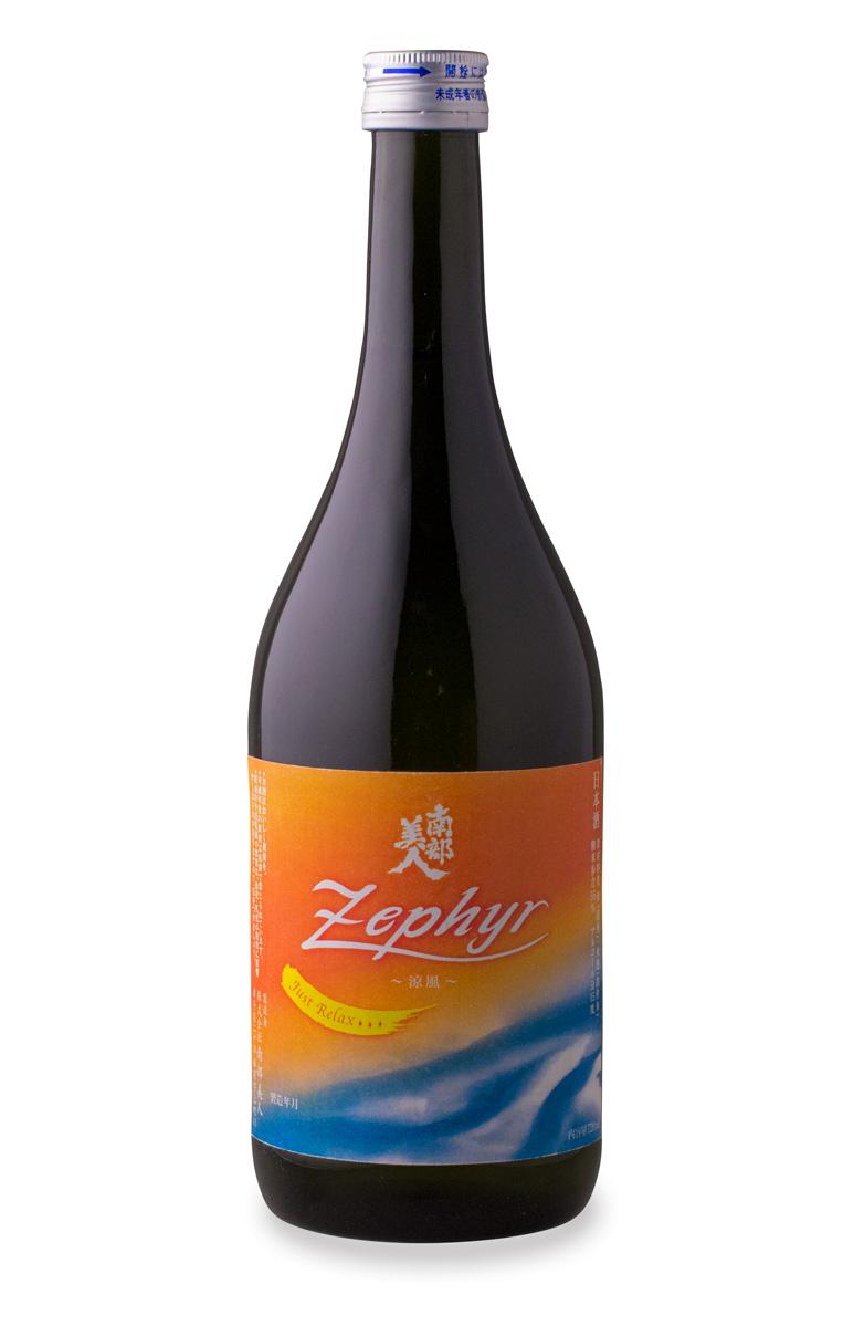 夏酒 Zephyr 720ml