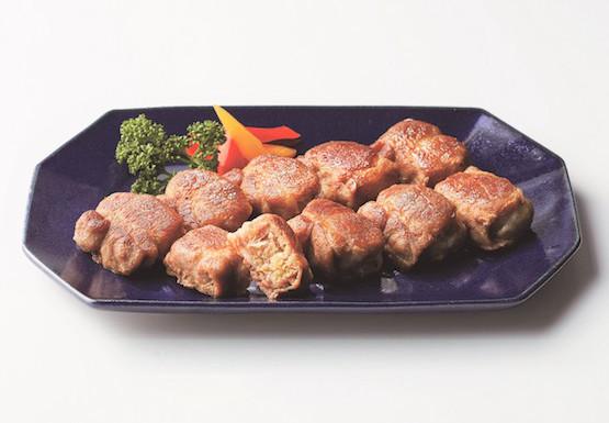 【限定価格】黒豚肉巻き餃子