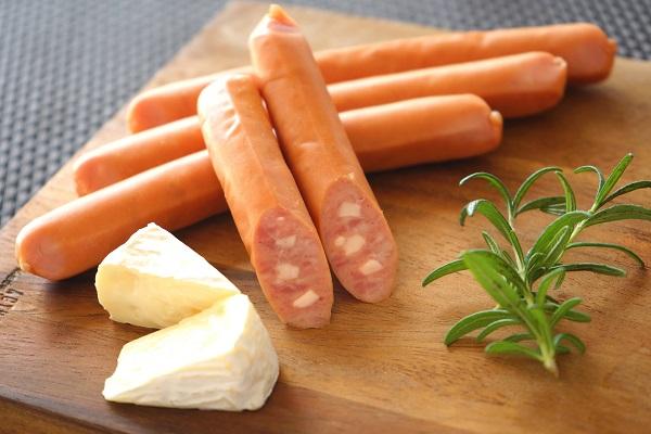 【ウインナーキャンペーン】チーズウインナーロング120g