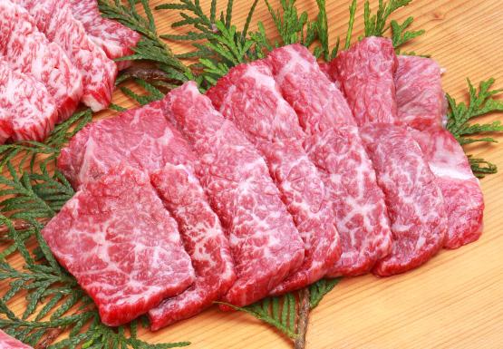 【送料無料】鹿児島県産黒毛和牛モモ焼肉セット
