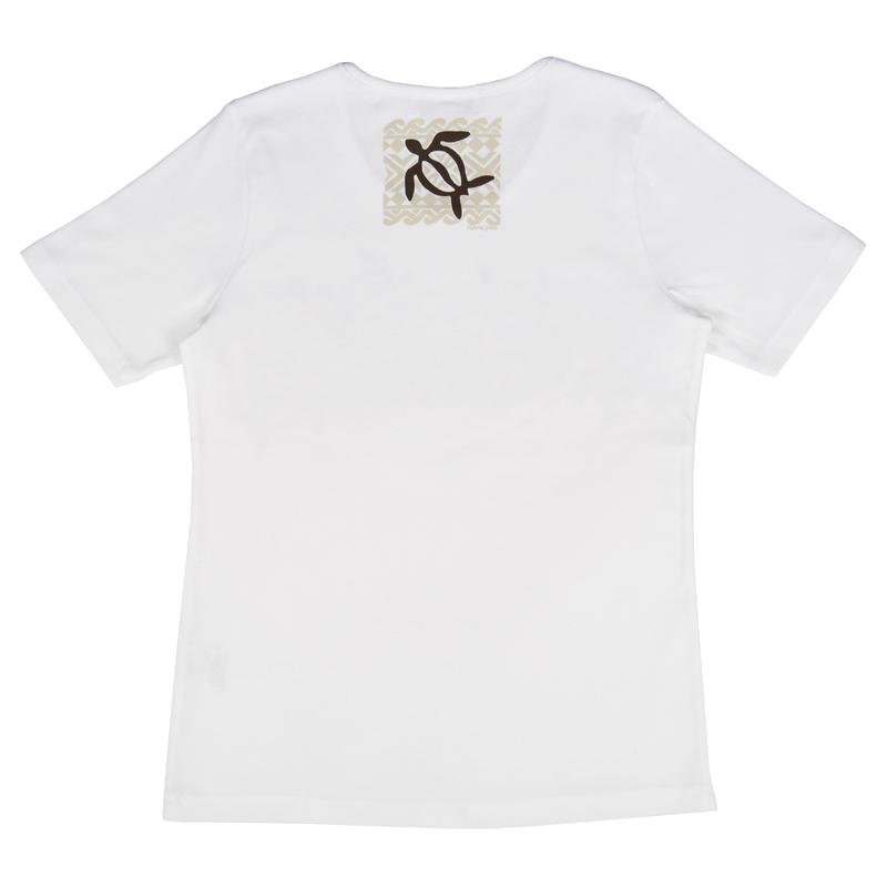 半袖Tシャツ タパホヌ ホワイト [TS-1071]