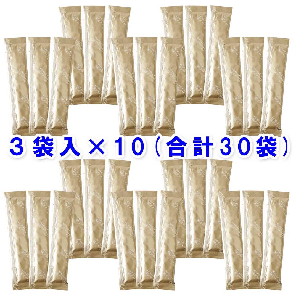 【メール便・送料込】おおいた 美 すっぽんゼリー3袋入×10個セット(計30袋)
