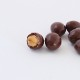 チョコ大豆300g メール便発送 南風堂 九州産大豆フクユタカのローストにミルクチョコレートをコーティング