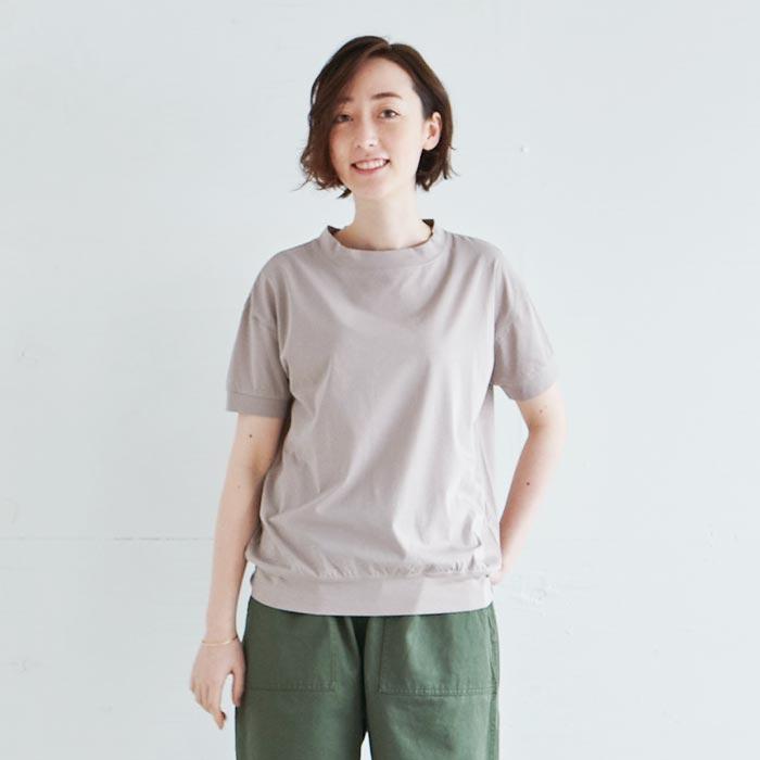 NARU(ナル) すっきりサラサラ半袖Tシャツ 637230