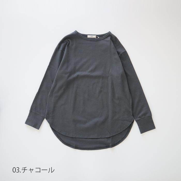NARU(ナル) サイドスリットカットソー 642045