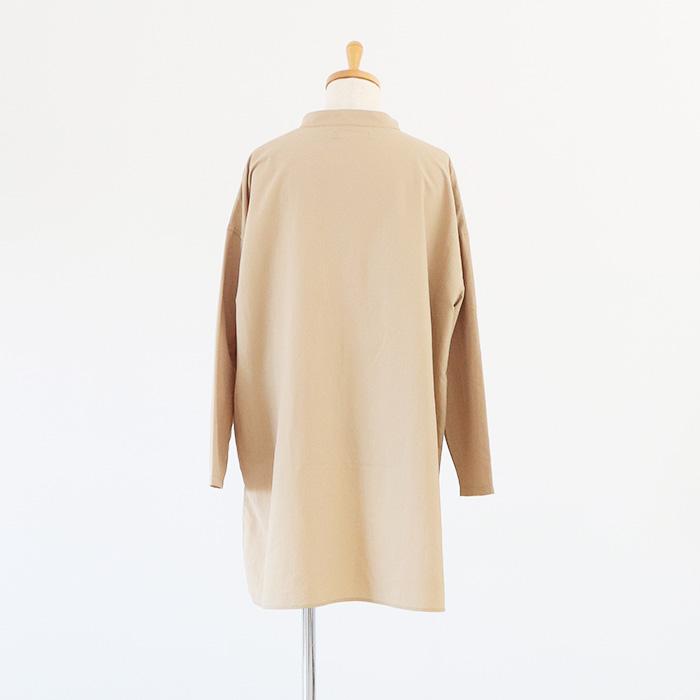 NARU(ナル) タスランウェザー スタンドカラージャケット