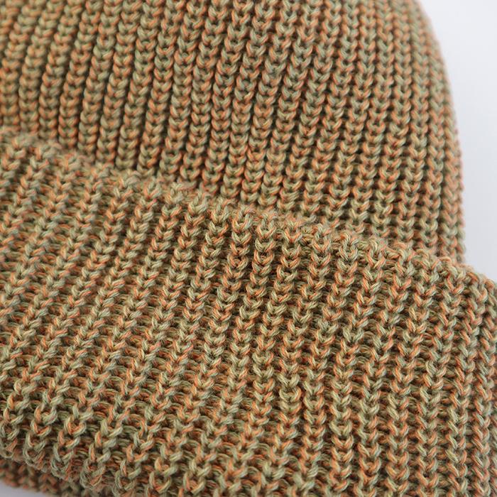 NARU(ナル) ミックスニット帽 643600