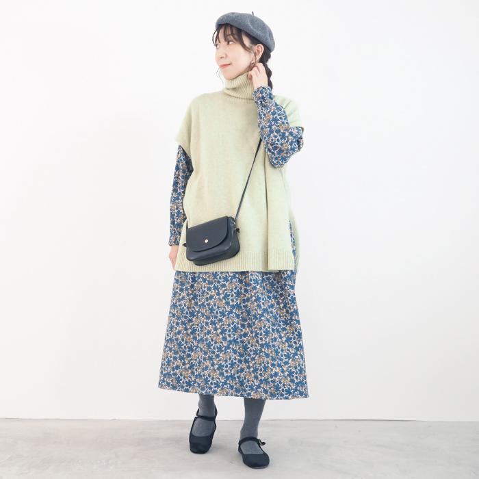 NARU(ナル) タポっとタートルベスト 642600
