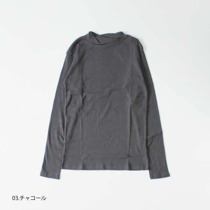 NARU(ナル) 40/-スーピマアックスボンバーニット 636231