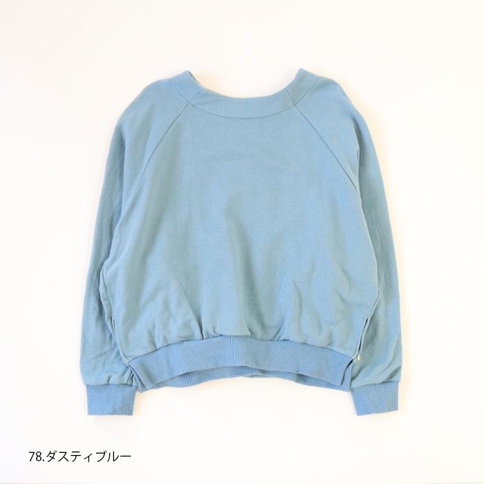 NARU(ナル) 30/10セントラル裏毛×オールスターベアテレコプルオーバー 620015