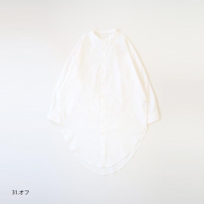 NARU(ナル) 80Sタイプライターロングシャツ 640923