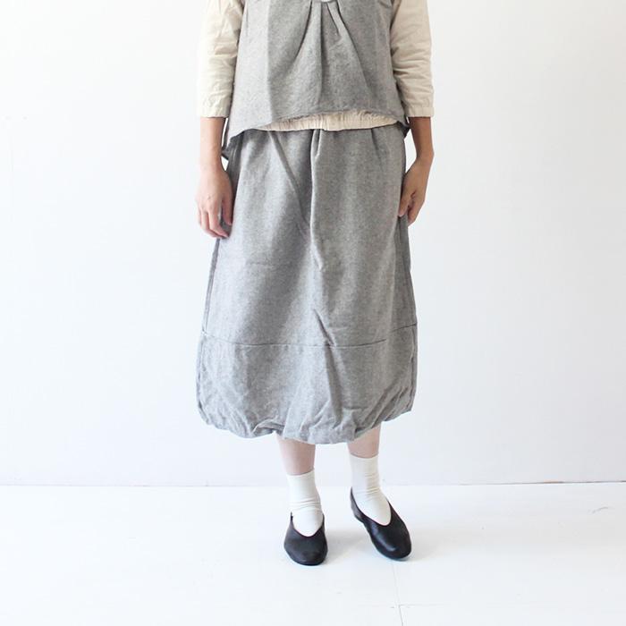 NARU(ナル) エターミンツイードバルーンスカート 634832