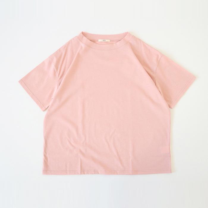 """NARU(ナル) さらさらTシャツ """"モホペット""""641216"""