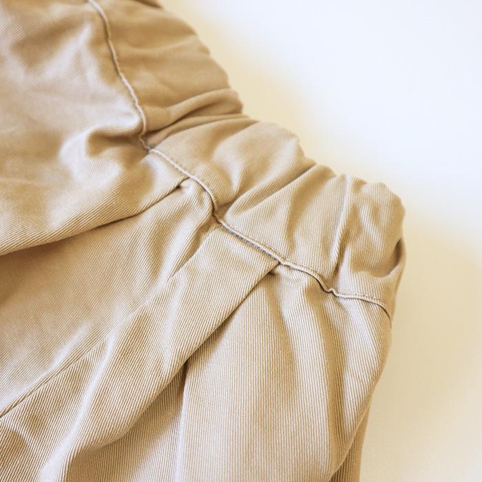 NARU(ナル) グリストーン20/10ツイル(バイオウォッシュ加工)スカート 639105