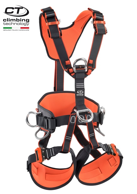 Climbing Technology アクセスQR